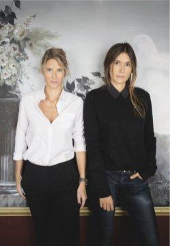 Dorothée Delaye et Daphné Desjeux