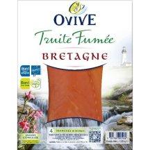 Truite fumée de Bretagne, Ovive.