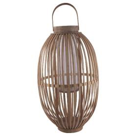 Lanterne bambou, Carrefour.