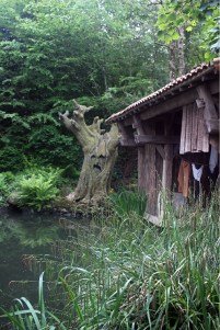 Le monde imaginaire de la Fontaine.