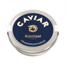 Caviar Transmontanus, Kaviari.
