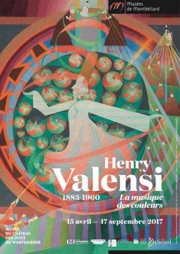 Henry Valensi (1883-1960), la musique des couleurs