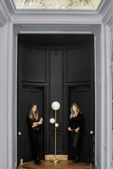 Daphné Desjeux et Dorothée Delaye.