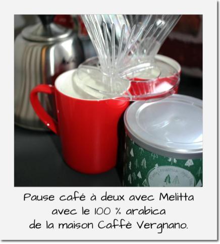 Melitta + Caffè Vergnano