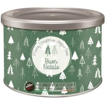 Coffee Tins Buon Natale, 250 g, Vergnano.