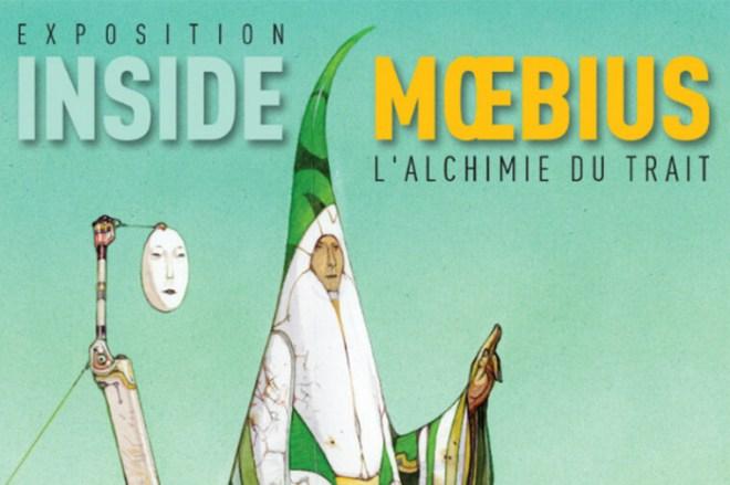 Inside Moebius. L'alchimie du trait