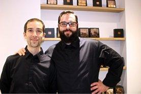 Alexandre Verrier et Maxime Ollivier.