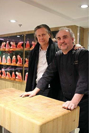 Jean-Philippe Nuel et Yves-Marie Le Bourdonnec.