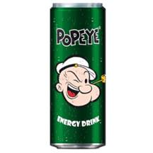 Popeye, Energy Drink.