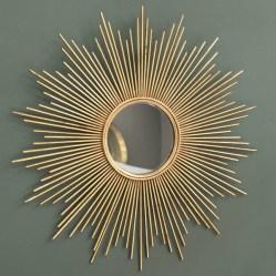 8. Miroir Maison du Monde.