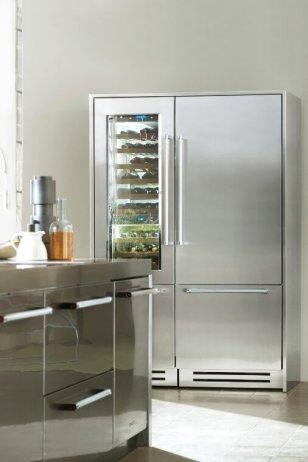 3. Cave à vin + frigo Vertigo