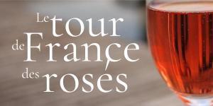 Le tour de France des rosés