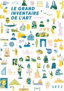 Le grand inventaire de l'art par Louise Lockhart