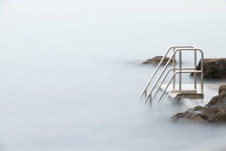 In the white, Bruno Houdayer, photographe