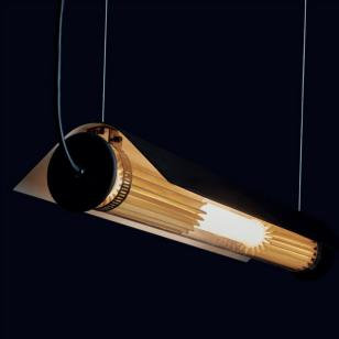 4. Lampa In The Tube 360°, DCW Editions