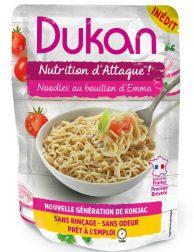 Noodles de konjac au bouillon d'Emma, Dukan