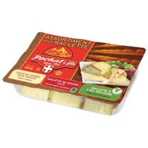 Assortiment 3 fromages, Pochat