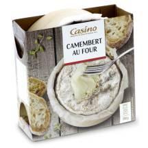 Camembert au four, Casino