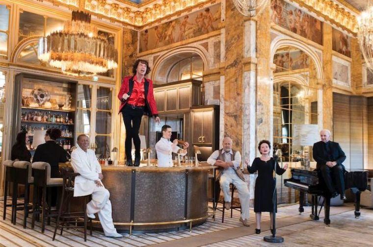 Les folles rencontres de l'hôtel de Crillon