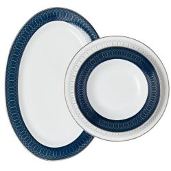 Assiette Xmas Guest, Carrefour