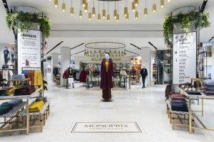 Monoprix : lifting pour la plus vieille boutique des Champs Elysées