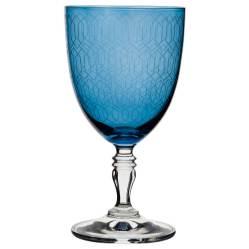 Verre Bleu Gloria, Carrefour