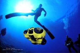 Drone Sous Marin, iBubble