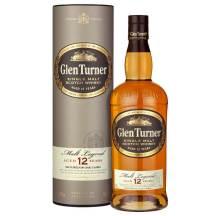 Single Malt 12 ans, Glen Turner