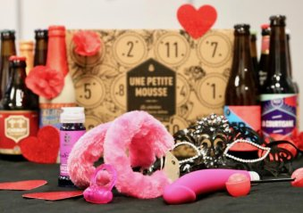 1. Box Sexy Beer, Une Petite Mousse