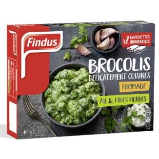 Brocolis Findus