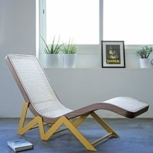 Chaise longue Rakwe, Kann Edition