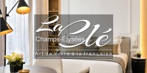 Read more about the article La Clé Champs-Élysées, Art de Vivre à la française