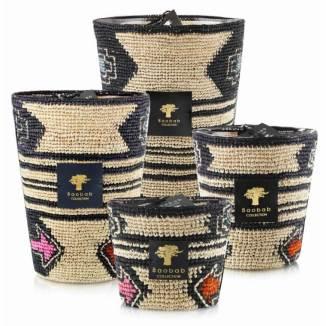 2. Trano Mabhokho, Bougies Baobab