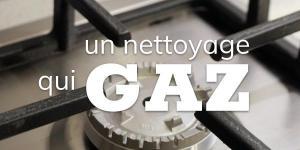 Read more about the article Un nettoyage qui gaz
