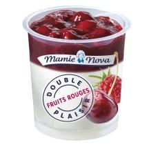 Double Plaisir, fruits rouges, Mamie Nova