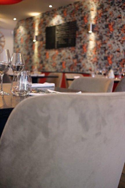 L'essentiel, salle du restaurant