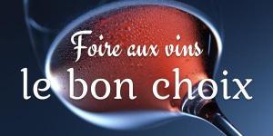 Read more about the article Foire aux vins, le bon choix