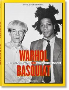 Warhol on Basquiat