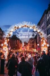 Noël à Strasbourg. Photo ARTGE-Nis et For