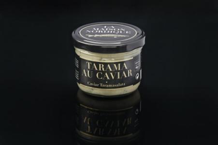 Le Tarama au caviar, La Maison Nordique