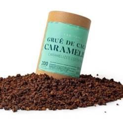 Grué de cacao caramélisé, Diogo Vaz