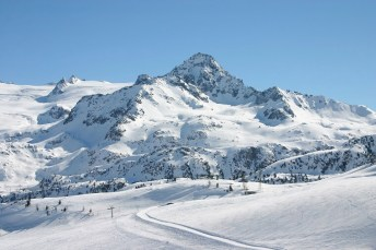 Le domaine skiable.©Vallée d'Aoste Tourisme
