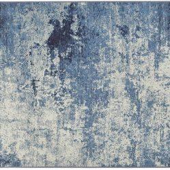8. Tapis Ambre bleu, Saint Maclou