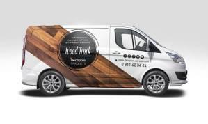 Wood Truck, le choix à domicile