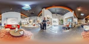 Technologie 360° chez BoConcept