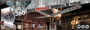 Visite virtuelle 360° Mémorial de Verdun