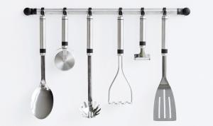 Des ustensiles de cuisine design