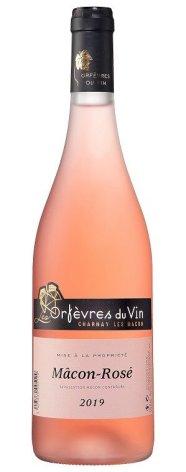 4. Mâcon Rosé 2019, Les Orfèvres du Vin.