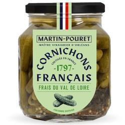 3. Cornichons français, Martin Pouret