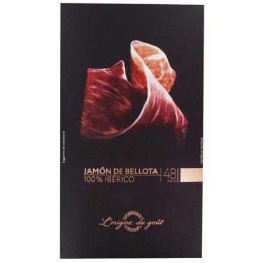 Jambon Bellota, L'Origine du Goût